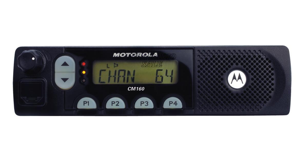 Программирование Motorola GM360